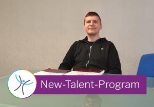 New talent program