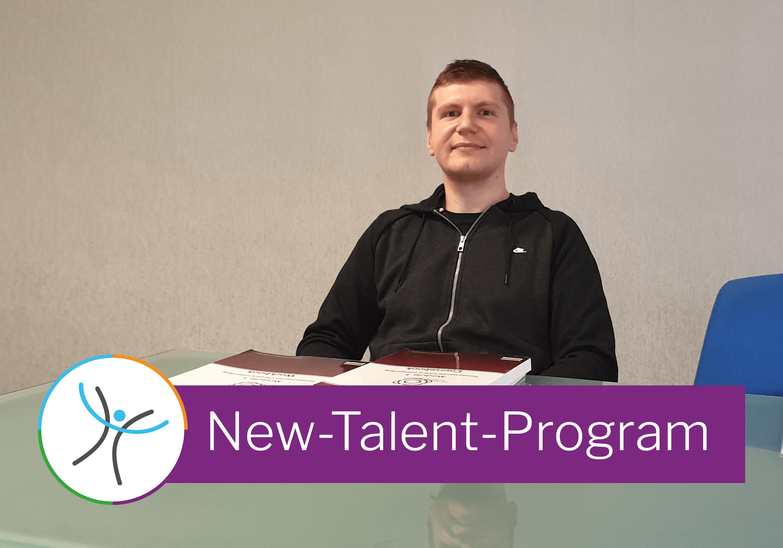 Lees meer over het artikel New Talent Program